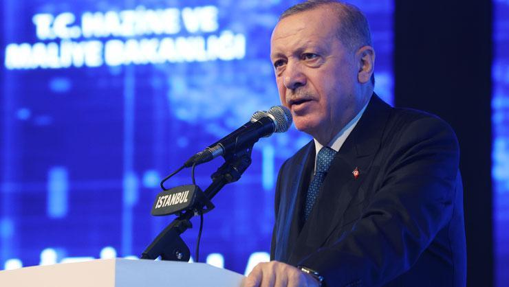 Cumhurbaşkanı Erdoğan ekonomi reform paketini açıkladı!...