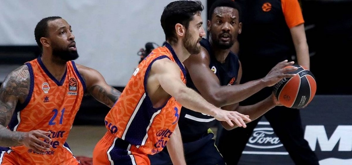 Fenerbahçe EuroLeague de Valencia ya yenildi #1