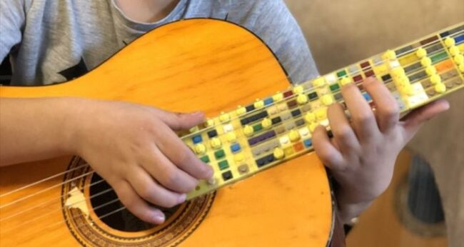 İTÜ'lü akademisyenlerin geliştirdiği 'Lego Mikrotonal Gitar', seyirci oylamasında dünya birincisi oldu