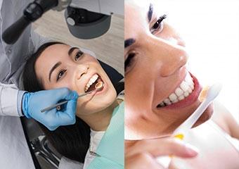 Aralıklı dişler artık sorun değil