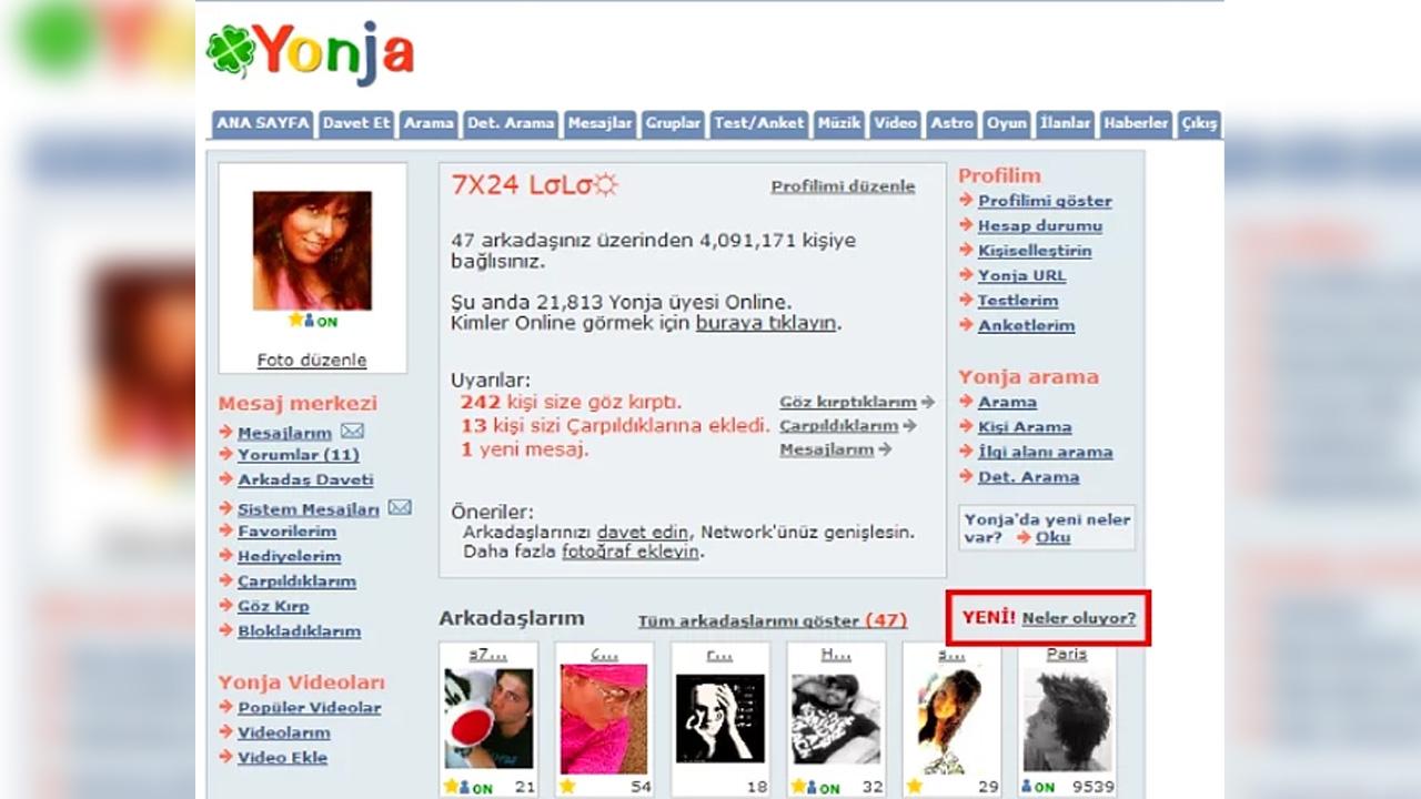 yonja.com arkadaşlık sitesi