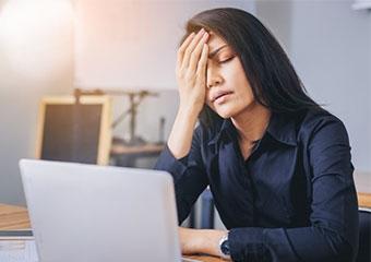 Migren tam bir baş ağrısı