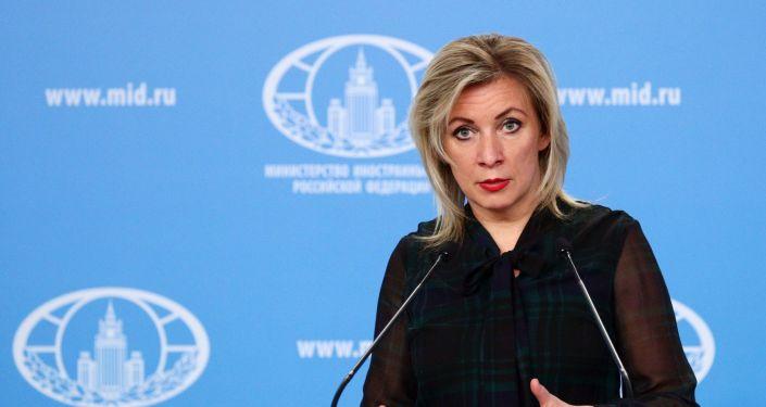 Zaharova'danYouTube ve Instagram'ın Kırım'la ilgili içeriklere müdahalesine tepki: ABD'li platformlar kontrolden çıktı