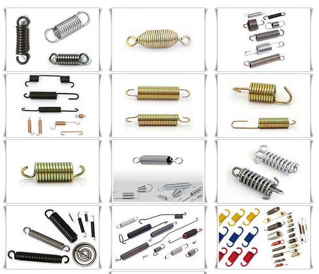 Mekanik Yaylar Hakkında Bilgiler ve Çeşitleri